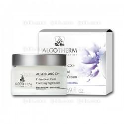 Masque Peel-Off Clarté AlgoBlanc CX Plus Algotherm - Le masque inédit lissant et anti-taches - Tube 50ml