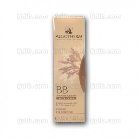 BB Marine Cream Yeux Algotherm - 7 en 1 Action globale regard - Tube 15ml