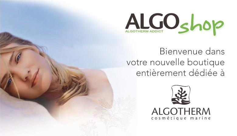Bienvenue dans AlgoShop !